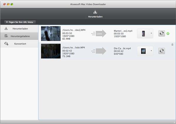 mac video downloader online videos herunterladen. Black Bedroom Furniture Sets. Home Design Ideas