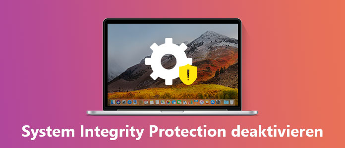 System Integrity Protection deaktivieren