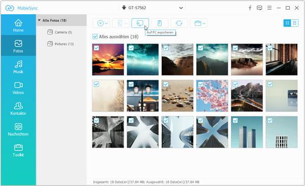 Bilder Vom Samsung Handy Auf Pc Ubertragen So Einfach Klappt S