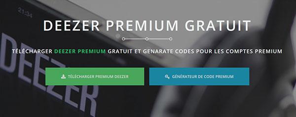 Wie kann man Deezer Premium kostenlos benutzen