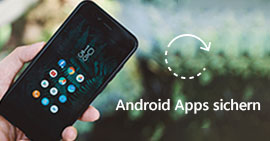 Android-Apps sichern
