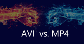 AVI vs. MP4