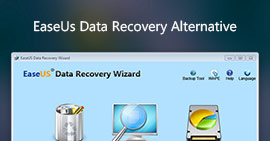 EaseUs Data Recovery Alternativen