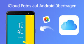 iCloud Fotos auf Android ansehen