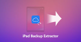 iPad Backup Extractor