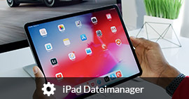 iPad Dateimanager