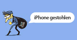 iPhone gestohlen - was tun