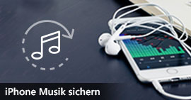 iPhone Musik sichern