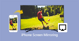 iPhone Screen Mirroring