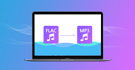 Top 5 Mac FLAC to MP3 Converter