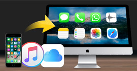 Mac iPhone Backup Extractor