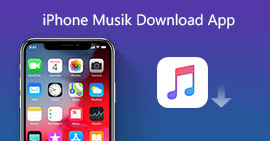 Musik-Download-App für iPhone