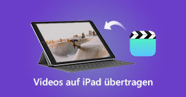 Video auf iPad laden