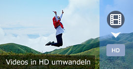 Videos in HD umwandeln