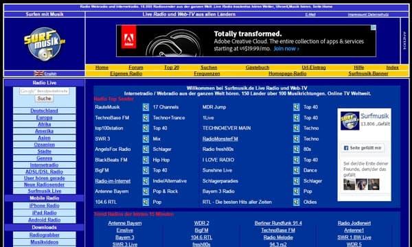 webradio aufnehmen