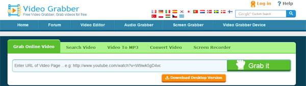 Online Video Downloader - Video Grabber