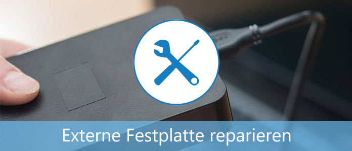 Externe Festplatte Reparieren