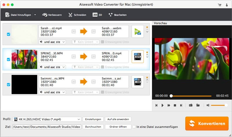 Aiseesoft Video Converter f