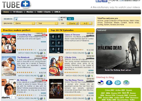 Top 10 legale Movie4k Alternativen