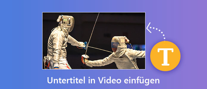 Untertitel in Video einfügen