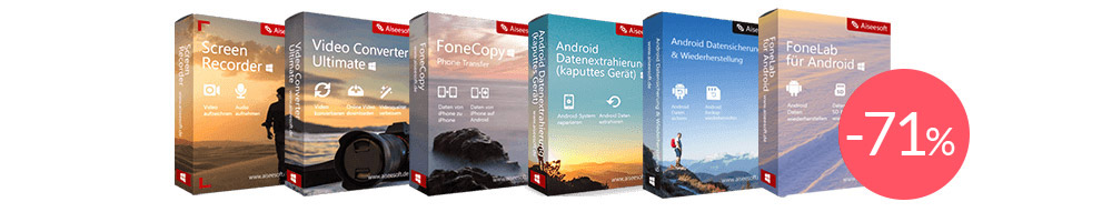 Android Bundle für Windows